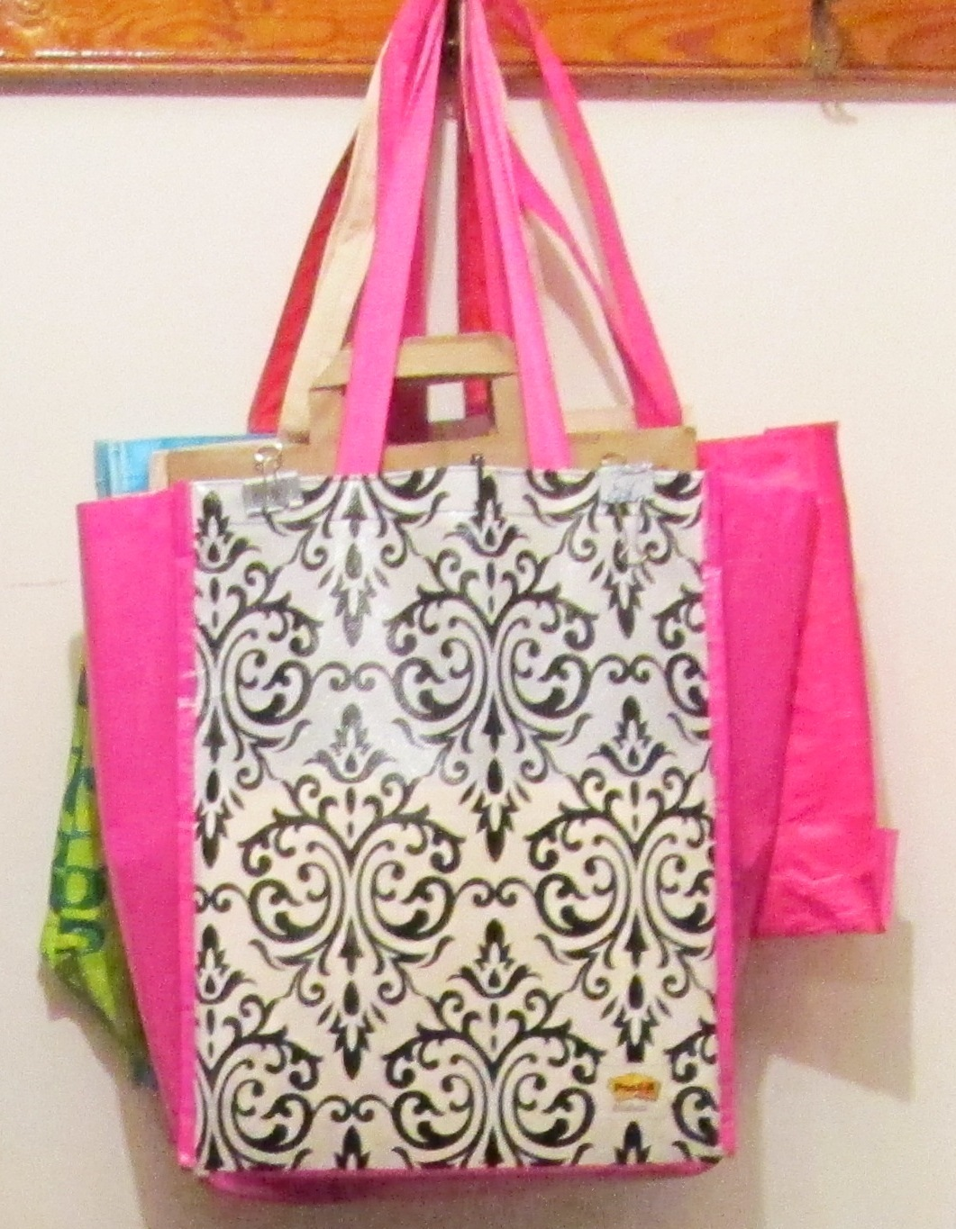 re-usable bags