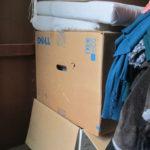 Downsizing packing preparation
