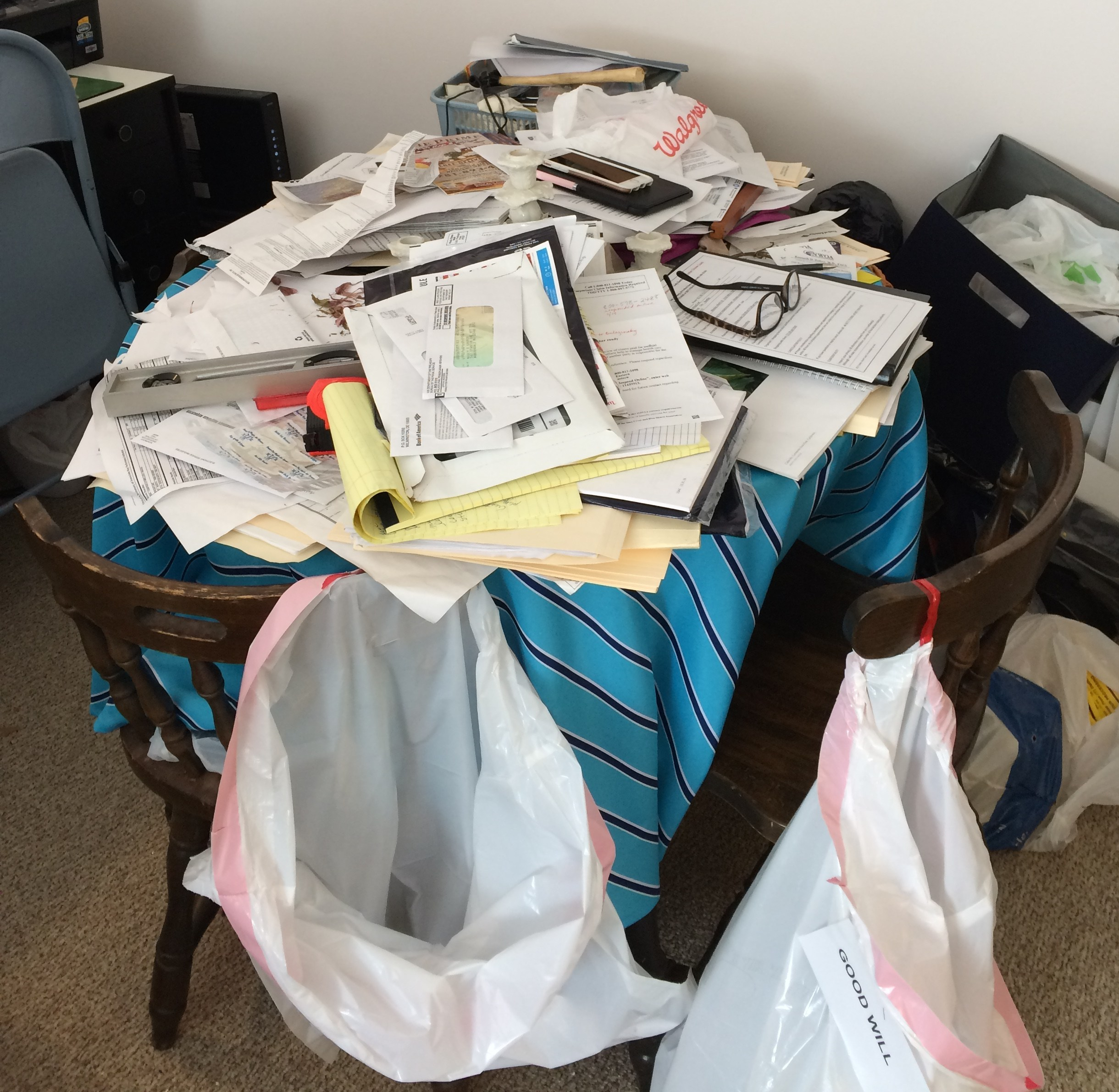 Free Yourself from Paper Clutter