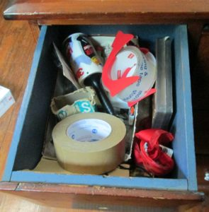 De-clutter your junk drawer